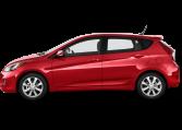Location Hyundai Accent automatique