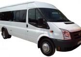 Location Minibus 16 places Avec Chauffeur