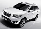 Location 4×4 Hyundai Santa Fe 07 places