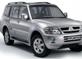 Location 4×4 Mitsubichi Pajero 07 places