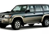 Location 4×4 Nissan Patrol 07 places
