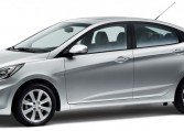 Location Hyundai Accent automatique