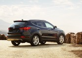 Location 4×4 Hyundai Santa Fe 07 places