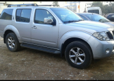 Location 4×4 Nissan Patrol 07 places